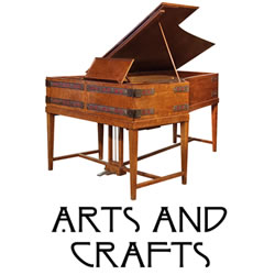 Explore Arts and Crafts pianos