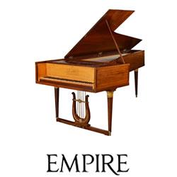 Explore Empire pianos