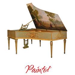 Explore painted pianos