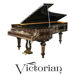 Explore Victorian pianos