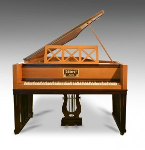 Bluthner Art Case Grand Piano