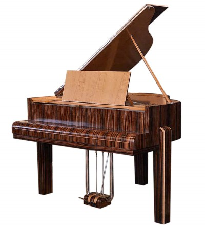 Art Deco Grand Piano, Gaveau, Paris, 1932