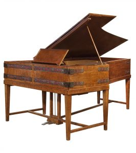 Arts and Crafts Piano
