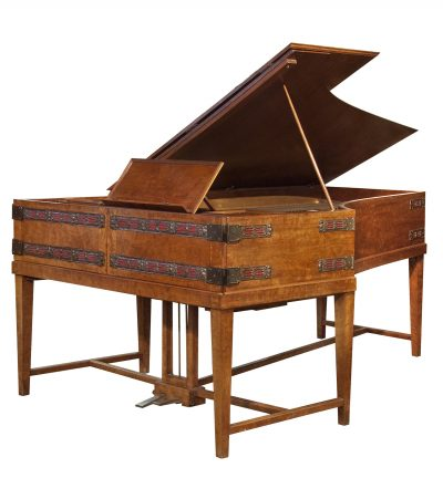 Broadwood Arts and Crafts grand piano