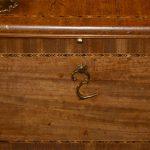 Kirckman Harpsichord case detail