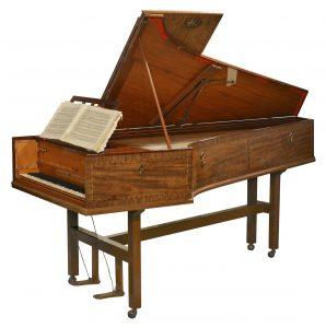 Kirckman Harpsichorc ca 1792