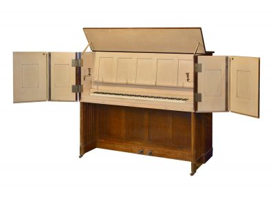 Broadwood 'Manxman' Upright piano