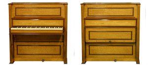 Ships Piano, Ena Beaumont, Capt Norman Macmillan