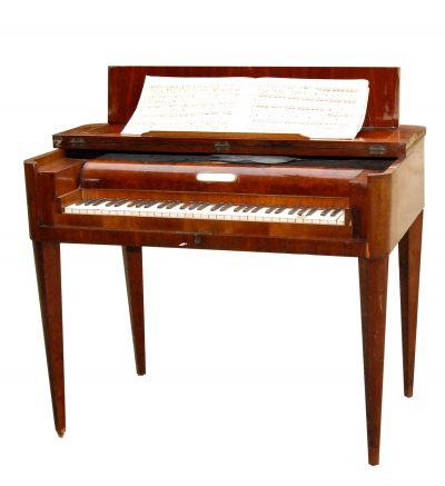 Square Piano attributed to Andreas Stein, Vienna, ca. 1810
