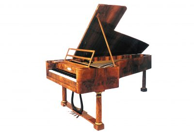 Fortepiano by David Winston, 2003 after Brodmann, Vienna, 1823
