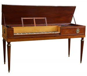Erard Square piano