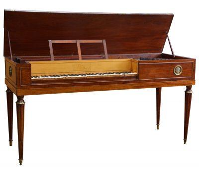 Square Piano, Erard/Lapp ca 1803