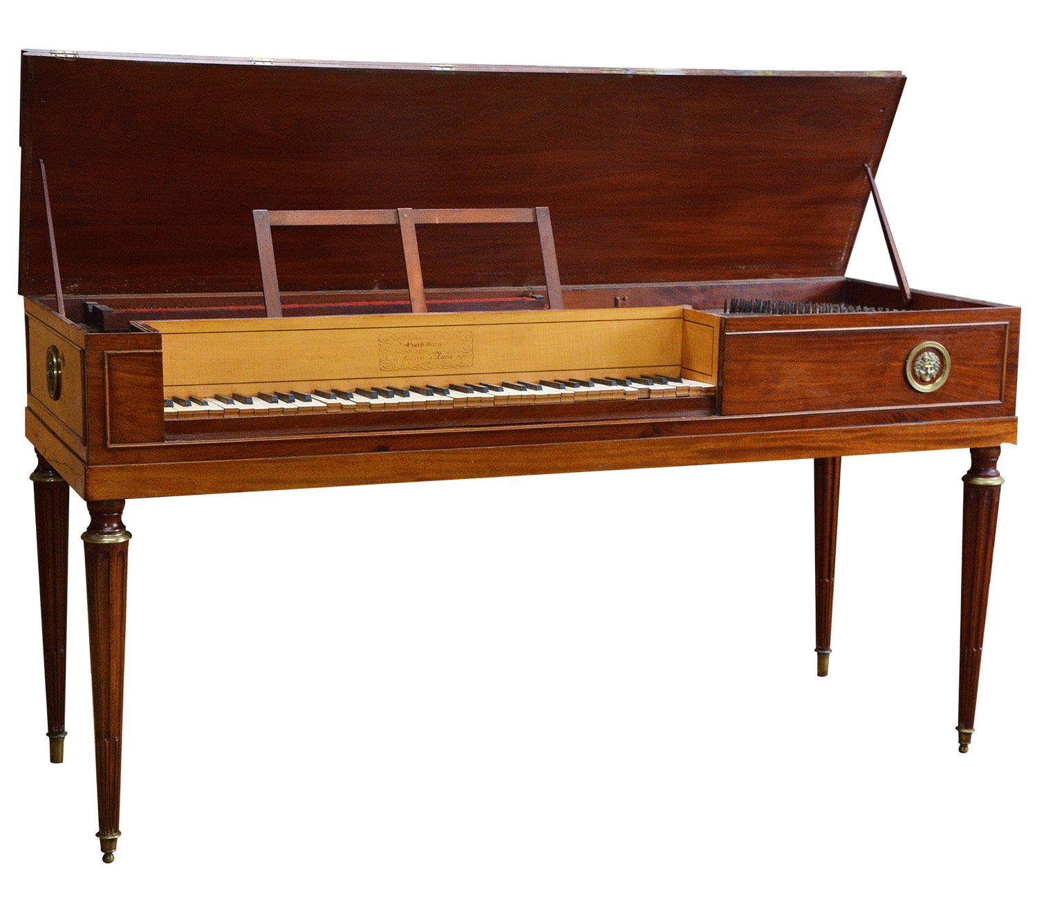 Erard Square piano