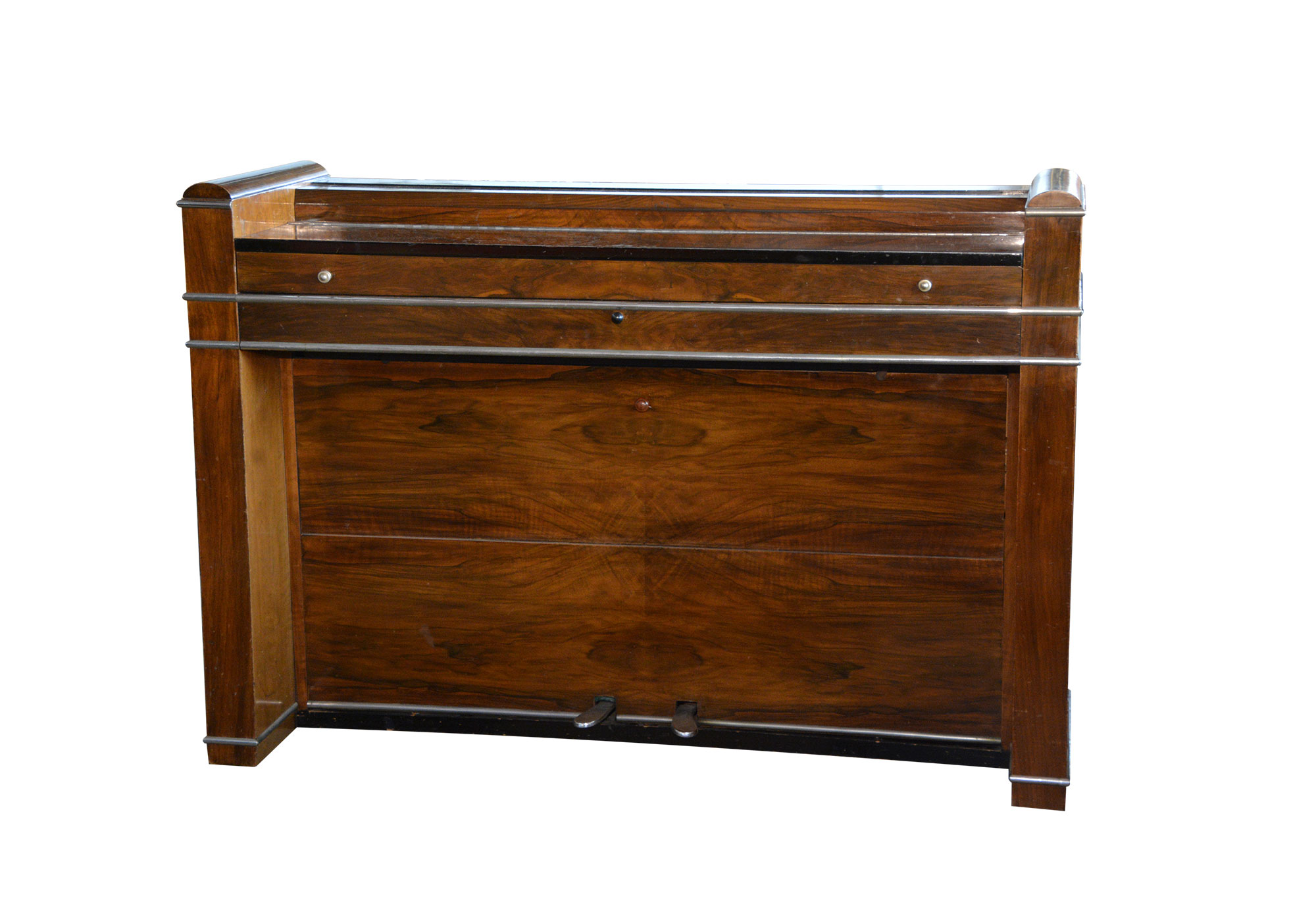 Invicta art deco upright piano ca 1930 period piano company for Piani art deco