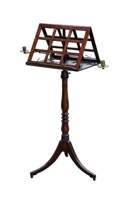 Regency Antique Music Stand