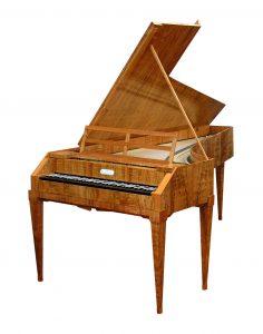 David Winston Fortepiano, Rosenberger Fortepiano, Viennese Fortepiano