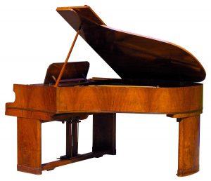 Art Deco Grand Piano