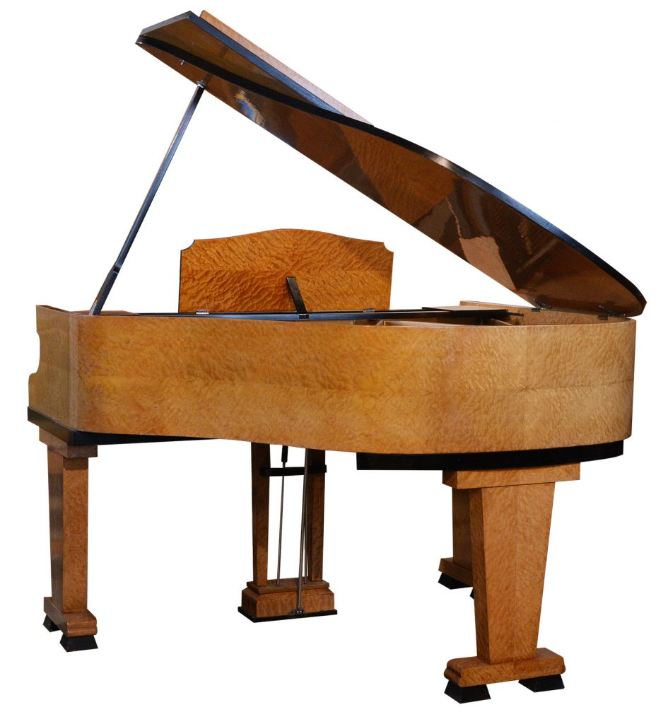 Art Deco Grand PIano