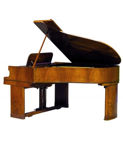 Art Deco grand piano from the RMS Mauretania 2