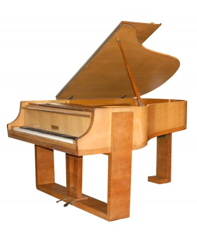 Art Deco Grand piano by Welmar, London, ca. 1930