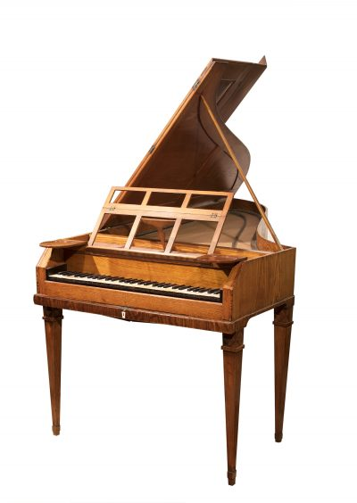 Viennese fortepiano by Charles Lemme, Braushschweig, 1796