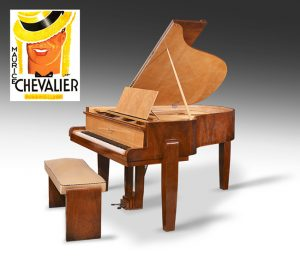 Maurice Chevalier's piano
