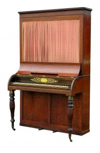 Clementi piano, Cabinet Piano, Antique Piano