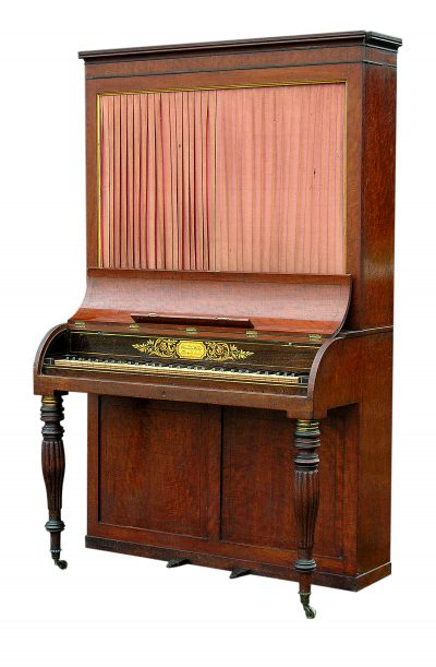 Cabinet Piano, Clementi and Co, London, ca 1825