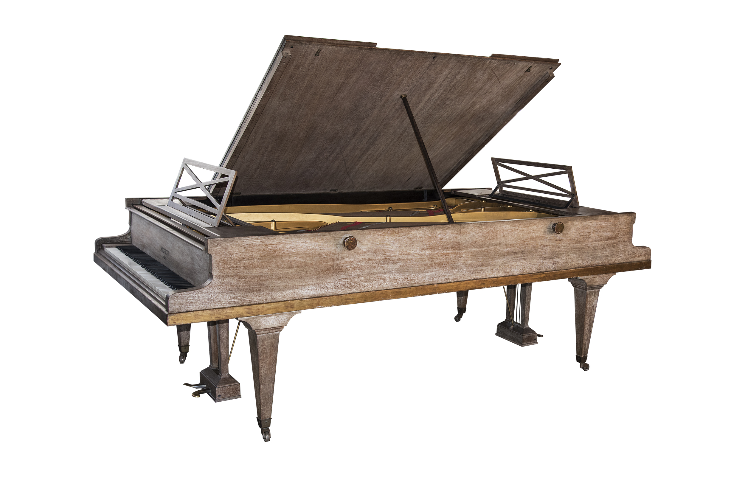 Pleyel Double Grand Piano, André Malraux