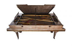 Pleyel Double Grand Piano, Andre Malraux