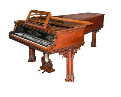 Grand Piano, Erard, Paris, 1844
