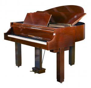Art Deco Grand Piano, Strohmenger