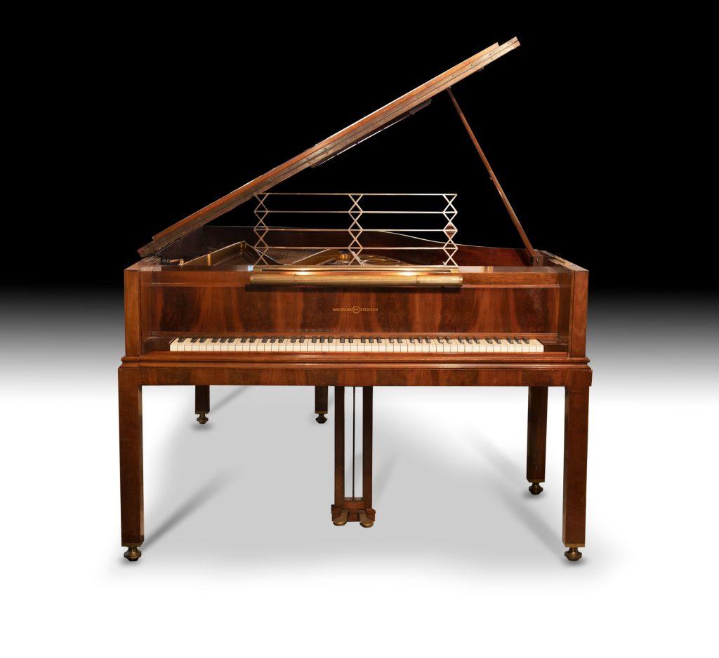 Andreas Christensen, Art Deco, Art Deco piano, Modenrist Style, Danish Modern