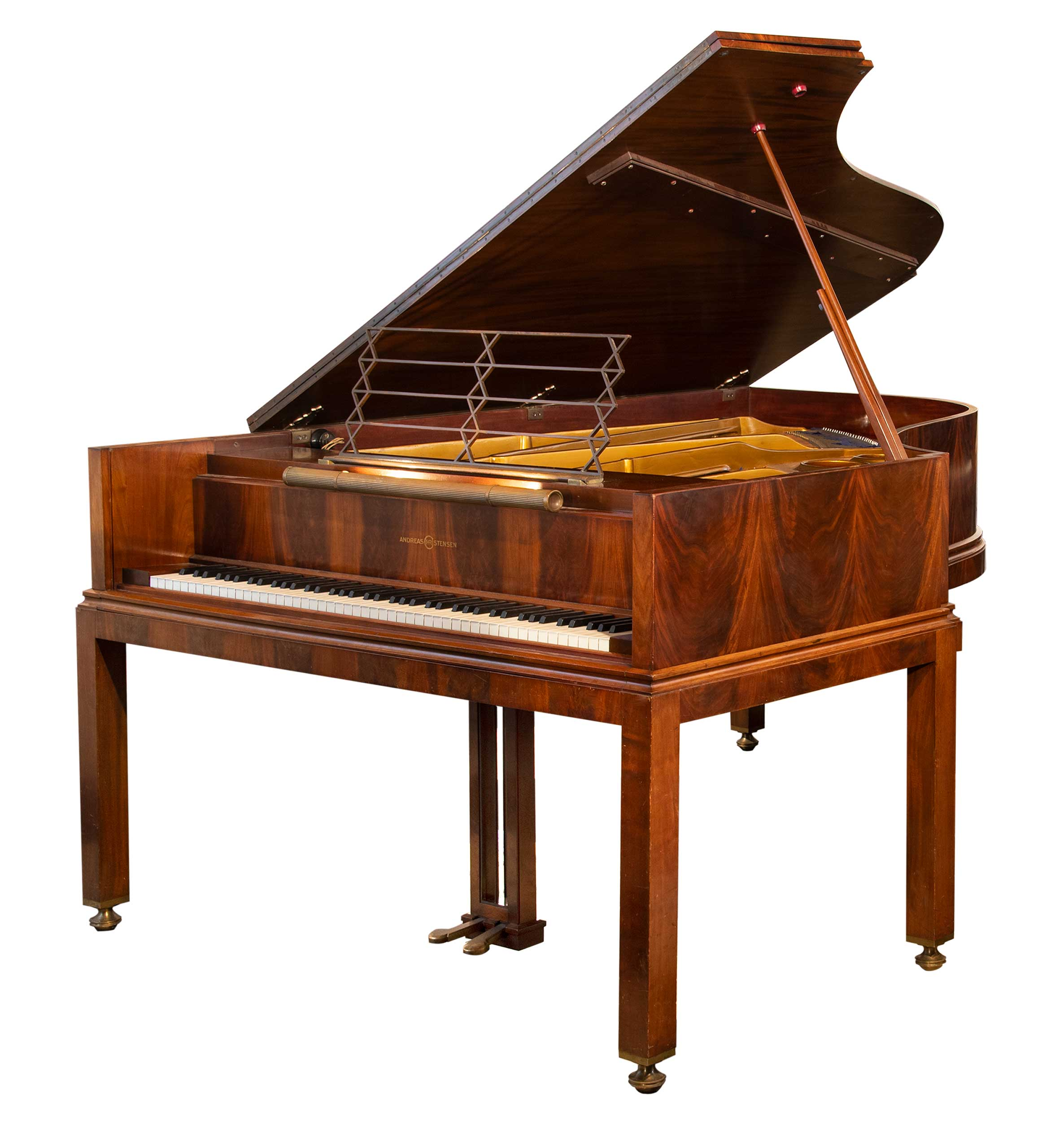 Art Deco piano, Andreas Christensen, Danish Modern, Modernist Style