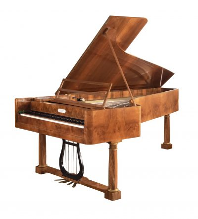 Fortepiano after Brodmann, Vienna, ca. 1823 by David Winston