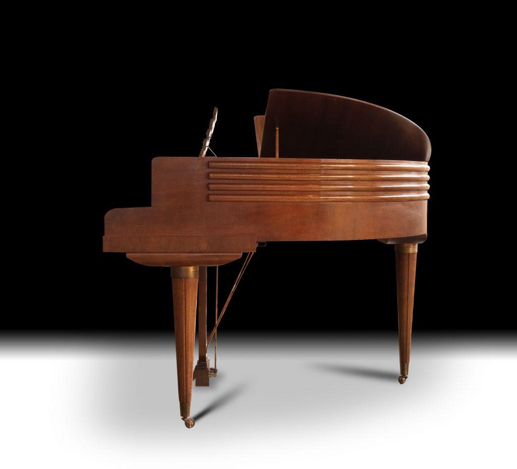 Wurlitzer Butterfly Grand Piano, Art Deco Grand Piano